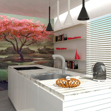 Interiorismo en Cocina PSM