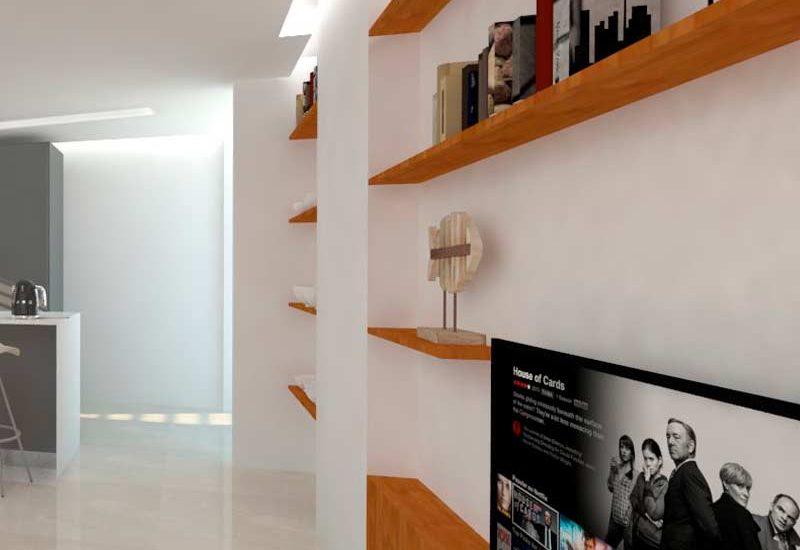 Diseño de salón by PSM